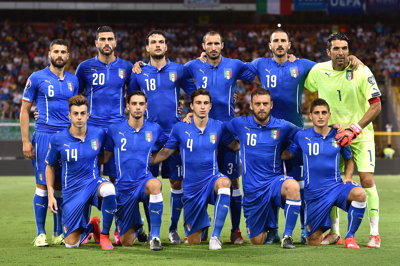 gli europei di calcio l 39 inno nazionale italiano uni