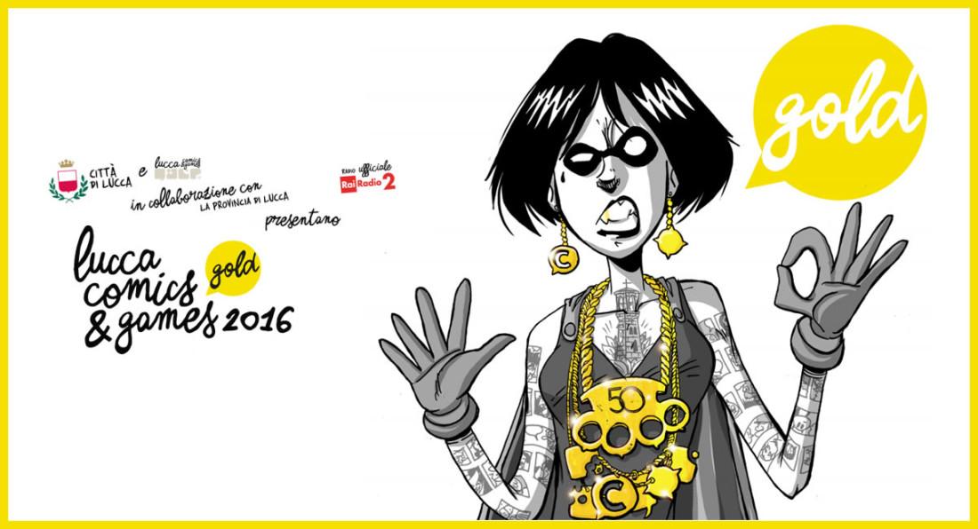 Lucca Comics & Games 2017: svelate le date ufficiali della prossima edizione