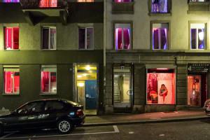 Casa del piacere in Svizzera.