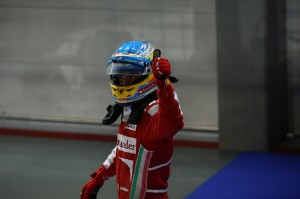 F1, Gp di Singapore, la gara