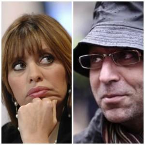 Alessandra Mussolini e Stefano Esposito, i firmatari della nuova legge.