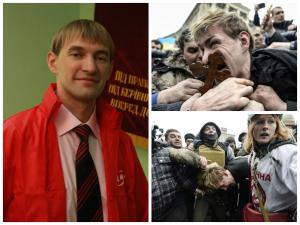 Rostislav Stepanovich Vasilko, primo segretario del Comitato Regionale di Lvov del Partito Comunista d'Ucraina