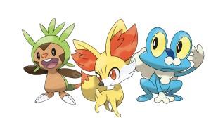 pokemonxy starter