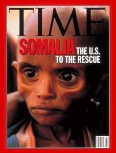 Un esempio di rilevante organo informativo a favore dell'intervento in Somalia
