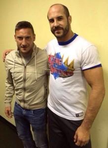 Cesaro e Totti