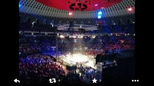 WWE LIVE Roma 2014