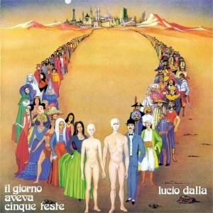 1973 - Lucio Dalla - Il Giorno Aveva Cinque Teste