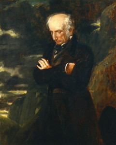 NPG 1857,William Wordsworth,by Benjamin Robert Haydon