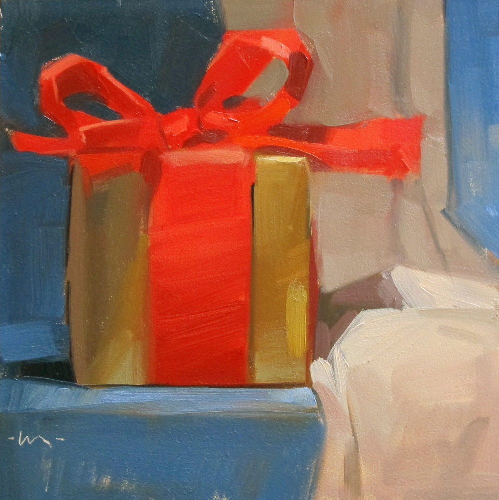 The Greatest Gift - by Carol Marine