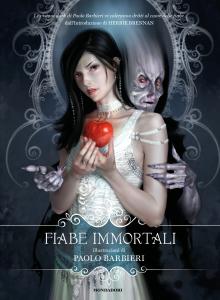 La copertina di 'Fiabe Immortali'