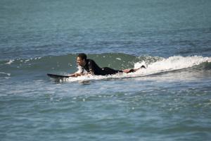 Surf per paraplegici e tetraplegici
