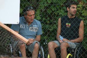 Martino Seravalli e Claudio Rigolo