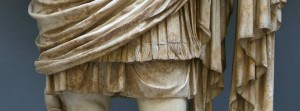 Augusto di Prima Porta, particolare.