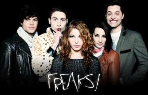 """Cast della web series """"Freaks"""" che Claudio Di Biagio ha diretto"""
