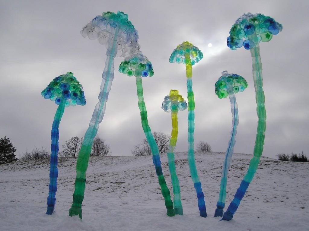 """Mushrooms"" (2005) - Veronika Richetrová"