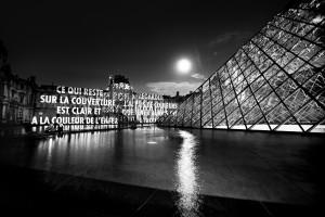 Un'installazione a Parigi (2009)