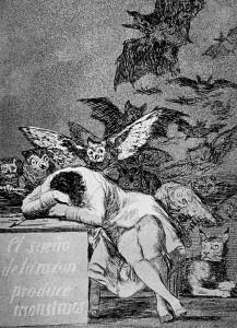 il-sonno-della-ragione-produce-mostri-goya-analisi