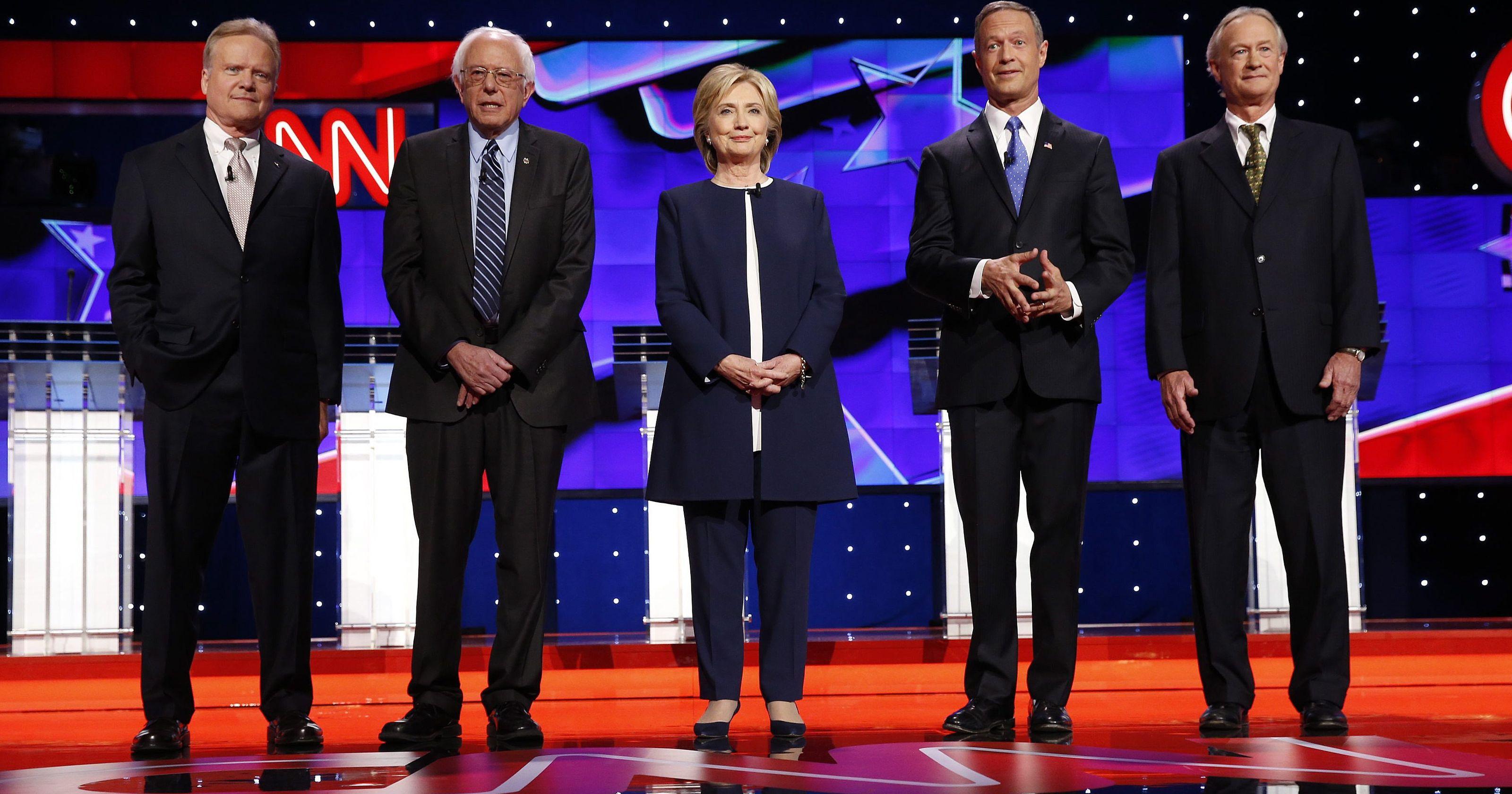 Elezioni USA: Clinton e Sanders dominano la scena democratica!