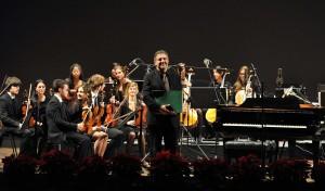 Mauro Grossi al Concerto Capodanno Goldoni