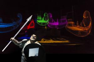 Teatro Studio Krypton_Eneide di Krypton - un nuovo canto_ph.Guido Mencari