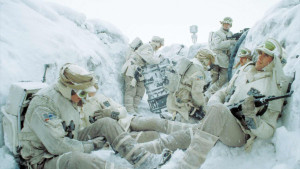 The Empire Strikes Back - Hoth