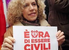 la senatrice pd Monica Cirinnà, fonte: spetteguless.it