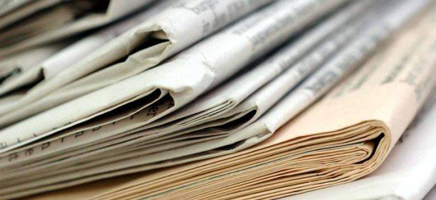 Zeitungen, Tageszeitung, Medien, Information, Pressefreiheit Foto: Clemens Fabry