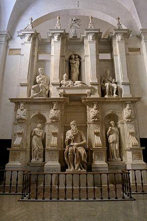 'Moses'_by_Michelangelo_JBU010