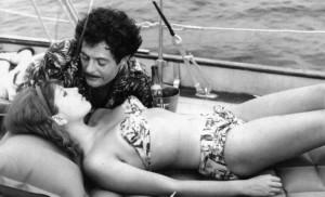 MARCELLO MASTROIANNI STEFANIA SANDRELLI DIVORZIO ALL'ITALIANA 1961