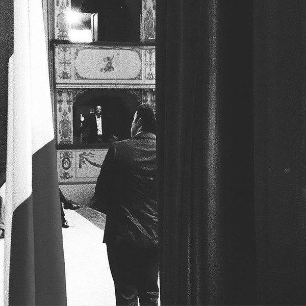 Foto dal profilo Instagram di Filippo Sensi @nomfup