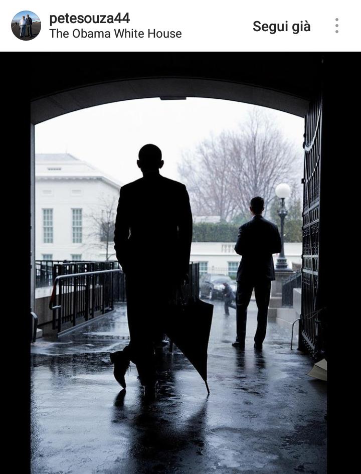 Obama aspetta che passi la tempesta.