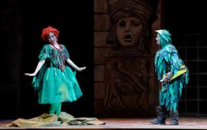 """Livorno, Teatro Goldoni Livorno """"Il flauto magico"""" Foto Augusto Bizzi"""