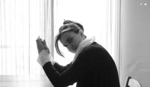 L'artista Emma Dante