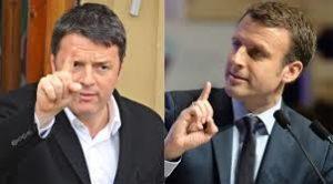 Macron- Renzi