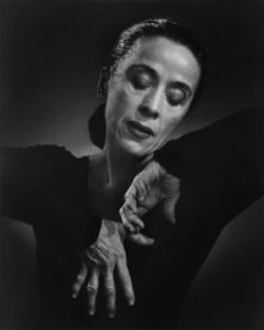 Yousuf-Karsh-Martha-Graham-1948-