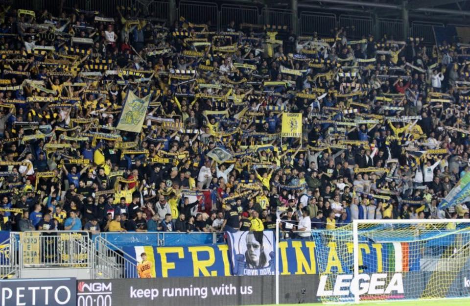 Serie B, partita a reti inviolate per Frosinone e Cremonese 0-0