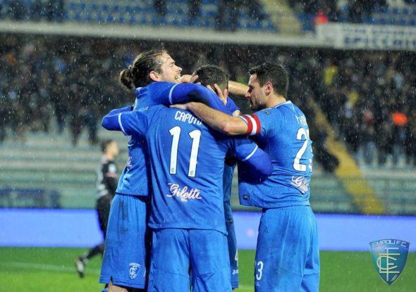 Serie B: il Bari batte il Frosinone, l'Empoli ne approfitta