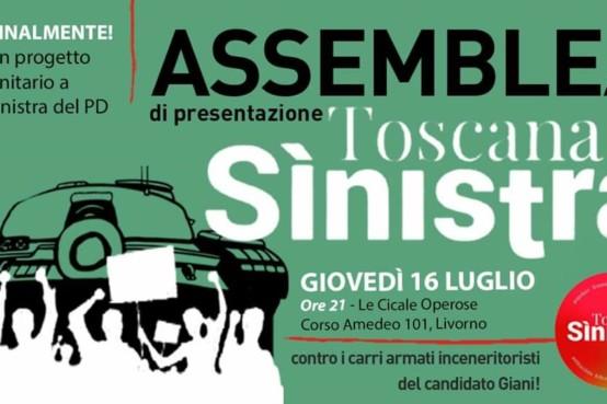 Toscana a Sinistra Livorno