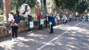 La protesta del 6 marzo