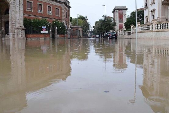 Alluvione Livorno
