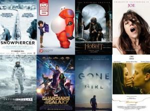 I 20 Migliori Film del 2014 (a cura di Claudio Fedele)